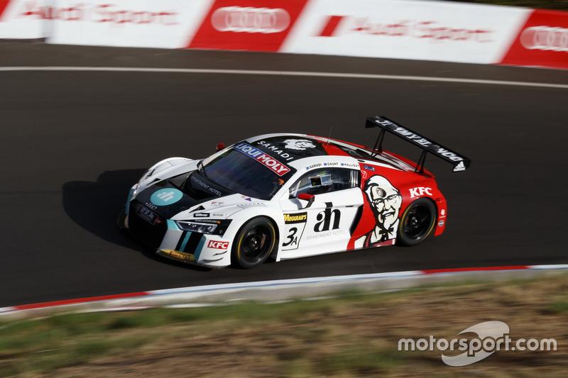 7. #3 Team ASR Pty Ltd, Audi R8 LMS