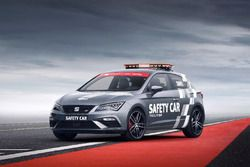 SEAT Leon CUPRA, official safety car
