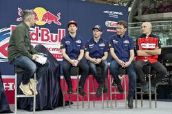 Nicky Hayden, Honda World Superbike Team; Stefan Bradl, Honda World Superbike Team