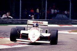 Derek Warwick, Arrows A10 Megatron