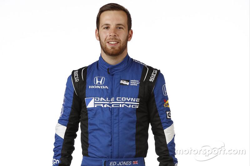 #19: Ed Jones, Dale Coyne Racing, Honda