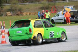 Martin Bürki, VW Polo MB, MB Motorsport, Prove