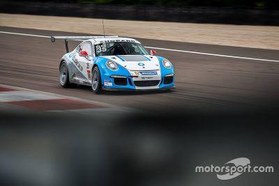 Porsche Carrera Cup Fransa: Dijon