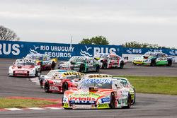 Jonatan Castellano, Castellano Power Team Dodge, Juan Manuel Silva, Catalan Magni Motorsport Ford, P