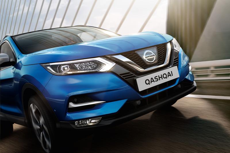 Yeni Nissan Qashqai 2017