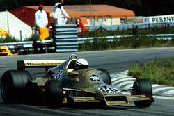 Риккардо Патрезе, Arrows FA1 Ford