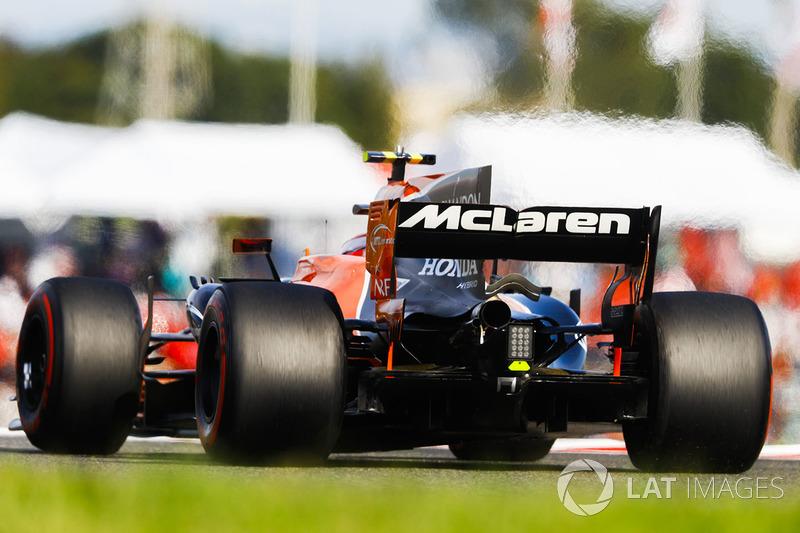 14. Стоффель Вандорн, McLaren