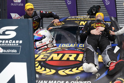 Race winners David Reynolds, Luke Youlden, Erebus Motorsport Holden