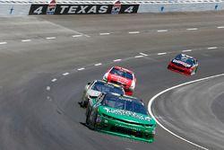 Daniel Hemric, Richard Childress Racing Chevrolet and William Byron, JR Motorsports Chevrolet