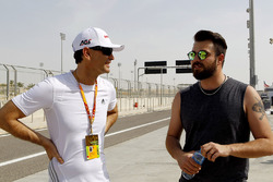 Roberto Colciago, M1RA; Stefano Comini, Comtoyou Racing