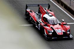 #28 IDEC Sport Racing, Ligier JSP217 - Gibson: Patrice Lafargue, Paul Lafargue, David Zollinger
