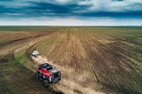 #301 Mammoet Rallysport Renault : Maarten van den Brink, Rijk Mouw, Daniel Kozlovsky