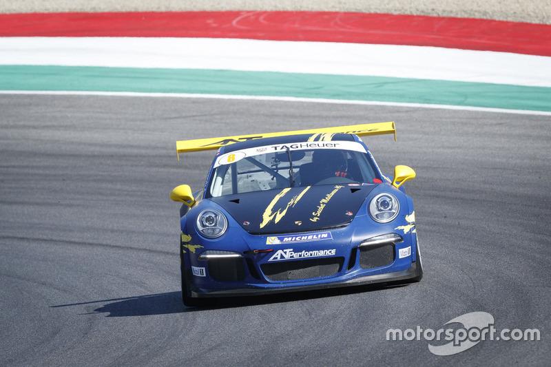 Marco Sacchet, Porsche 991 GT3 Cup, ANT Performance