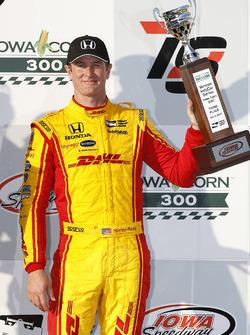 3. Ryan Hunter-Reay, Andretti Autosport Honda