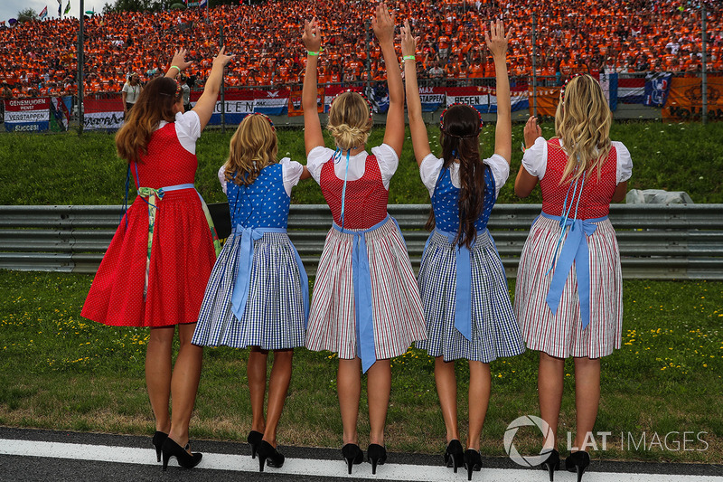 Ook zij weten waar het Nederlandse publiek van houdt...