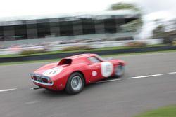 1964 Ferrari 250 LM , Clive Joy - Norman Nato