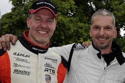 Marcel Steiner ed Eric Berguerand
