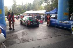 Robert Consani, Patrick Chiappe, Peugeot 208 T16