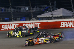 Dreher: Myatt Snider, Kyle Busch Motorsports Toyota