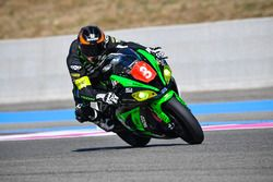 #3 AM MOTO Racing Competition, Kawasaki: Mathieu Charpin, Stephane Frossard, Nicolas Souchon