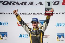 Le vainqueur Rene Binder, Lotus