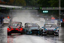 Niclas Grönholm, Olsbergs MSE, Ford Fiesta, Janis Baumanis, STARD, Ford Fiesta, Ken Block, Hoonigan