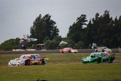 Juan Pablo Gianini, JPG Racing Ford, Juan Jose Ebarlin, Donto Racing Chevrolet