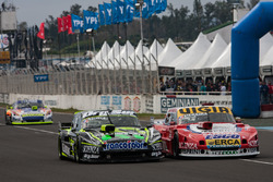 Juan Manuel Silva, Catalan Magni Motorsport Ford, Mauro Giallombardo, Werner Competicion Ford, Alan