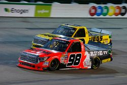 Grant Enfinger, ThorSport Racing Toyota, Cody Coughlin, ThorSport Racing Toyota