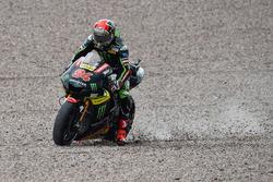 Jonas Folger, Monster Yamaha Tech 3 runs wide