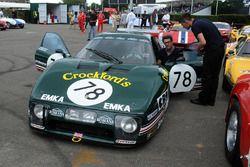 Annette Mason Ferrari 512BB