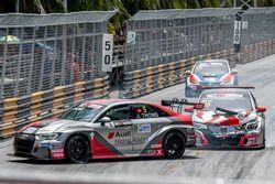 L'incidente fra Jasper Thong, Audi Hong Kong, e Lai Wee Sing, R Engineering