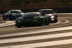#63 GRT Grasser Racing Team Lamborghini Huracan GT3: Andrea Caldarelli, Christian Engelhart, Mirko B