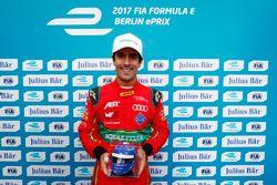 Polesitter Lucas di Grassi, ABT Schaeffler Audi Sport