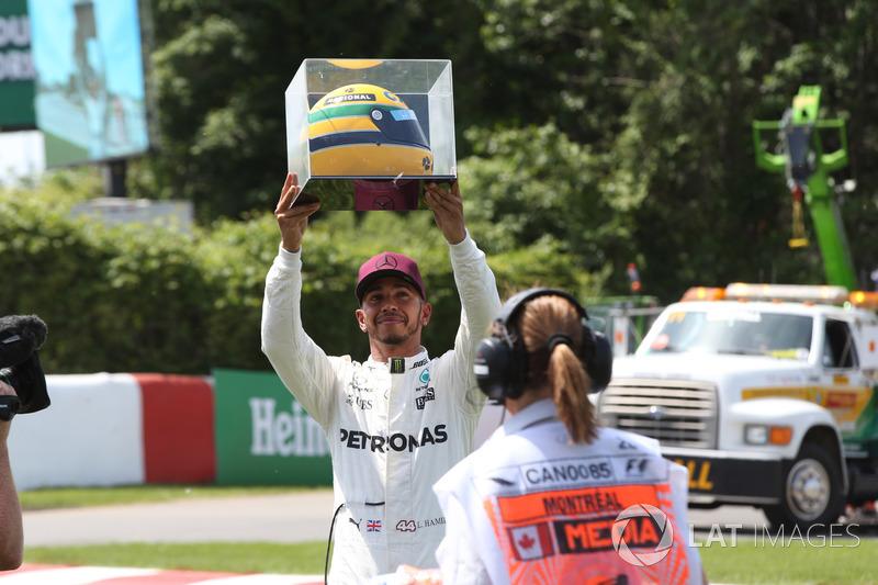 Récord de pole position: 72