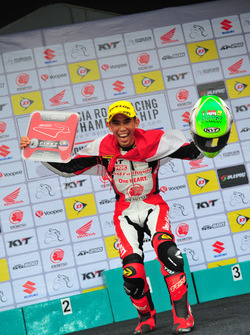 Pemenang Race 1: Gerry Salim, Asia Production 250cc