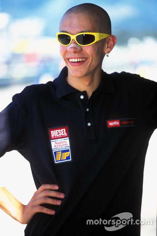 1999: ojo al aspecto en su segundo año en 250CC