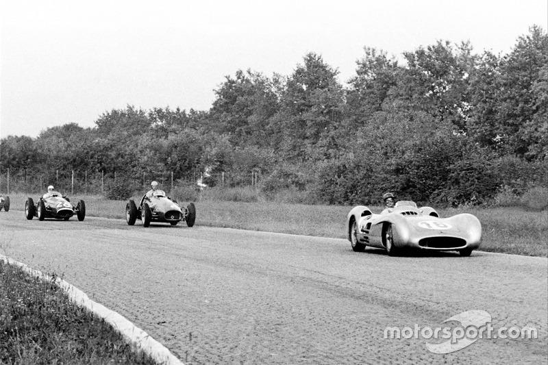 1954 Juan Manuel Fangio, Mercedes