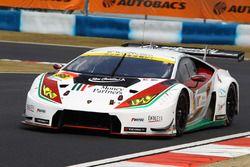 #88 マネパ ランボルギーニ GT3:織戸学, 平峰一貴