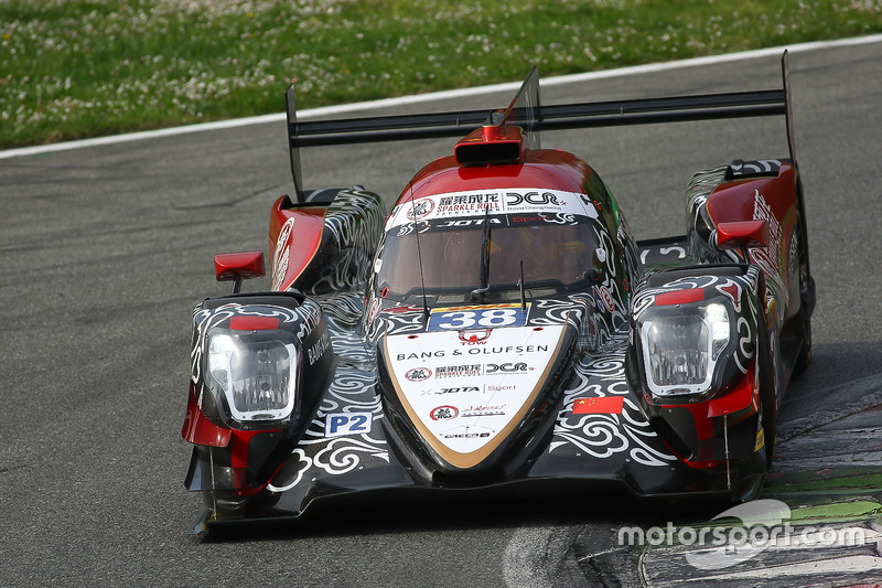 #38 DC Racing, Oreca 07 Gibson: Ho-Pin Tung, Oliver Jarvis, Thomas Laurent