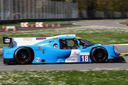 #18 M.Racing - YMR, Ligier JS P3 - Nissan: Alexandre Cougnaud, Antoine Jung, Romano Ricci, Laurent M