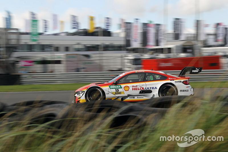 6. Augusto Farfus, BMW Team RMG, BMW M4 DTM