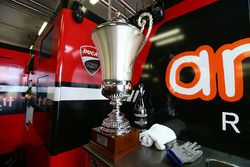 Chaz Davies, Ducati Team trophy