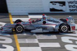 Will Power, Team Penske Chevrolet pakt de overwinning