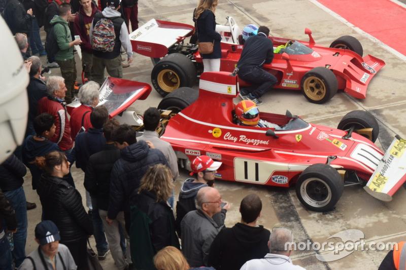 Ferrari 312 B3 и Ferrari 312 B4