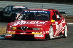 Джанкарло Физикелла, Alfa Romeo 155 V6 Ti
