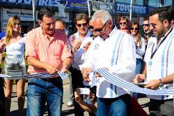 Reinauguración del autódormo Víctor Borrat Fabini de El Pinar2
