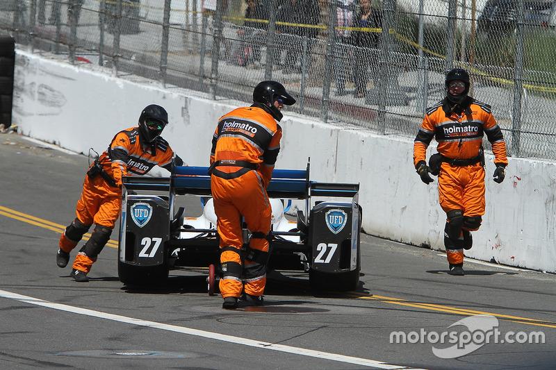 Лонг-Бич: полный провал Andretti Autosport