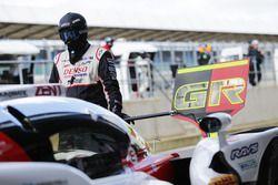 Team member of Toyota Gazoo Racing