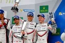 3. #1 Porsche Team, Porsche 919 Hybrid: Neel Jani, Andre Lotterer, Nick Tandy